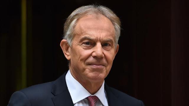 """Parlamentarios británicos estudian """"impeachment"""" contra Tony Blair por la guerra de Irak"""