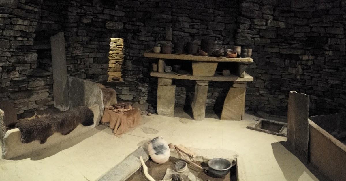 Grahams Potted History Skara Brae Neolithic Pottery Demonstrations