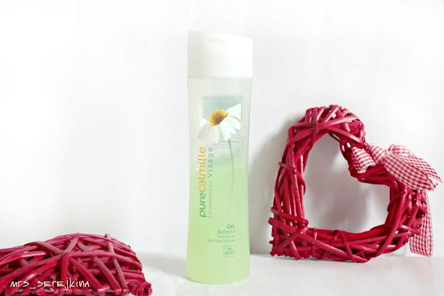 Очищающий гель для лица Pure Calmille Yves Rocher