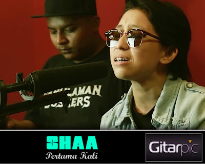 Chord Gitar Shaa - Pertama Kali