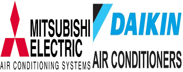 Nên mua máy lạnh Daikin hay Mitsubishi?
