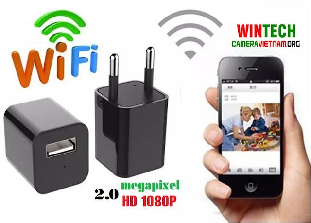 Camera ngụy trang WinTech CAM USB Độ phân giải 2.0 MP