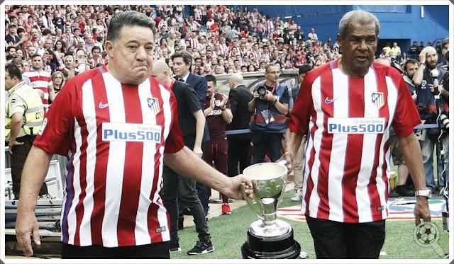 Leivinha Luis Pereira Atlético Madrid