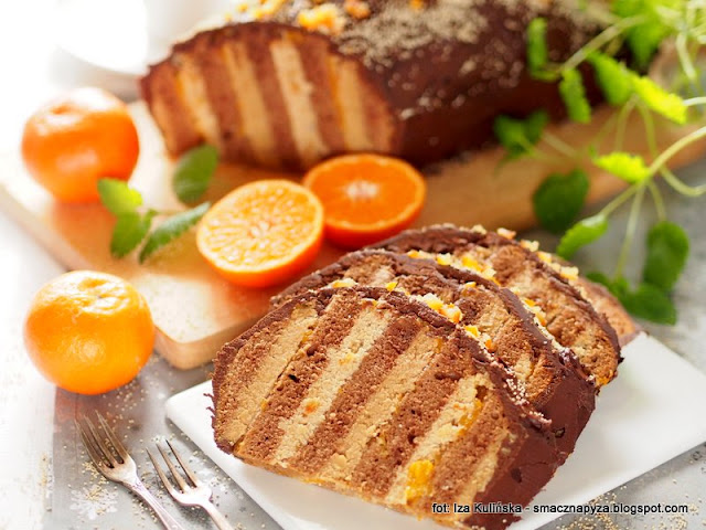 Pasiak. Ciasto karmelowe z dwoma kremami