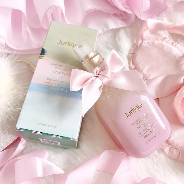 Jurlique Limited Edition Rosewater Balancing Mist 2017