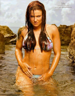 WWE - Amy Dumas/Lita