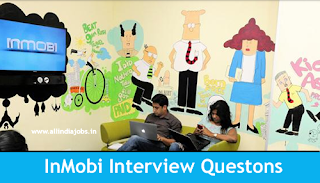 InMobi Interview Questions
