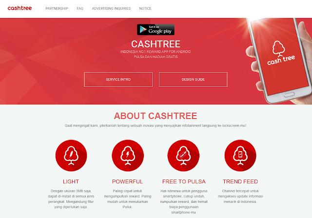 Pengalaman Menggunakan Cashtree Pulsa Gratis