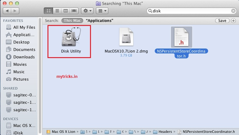 Tutorial] Converting DMG to ISO image on MAC ~ My Old Blog