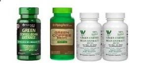 green coffee bean extract 400 mg picture