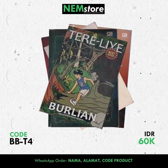 [Books] - Tere Liye - Burlian