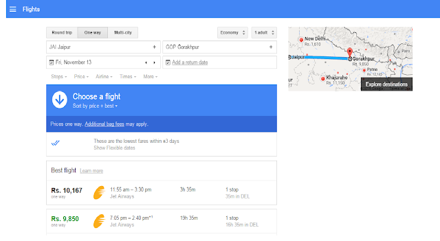 search filght and airline tickets