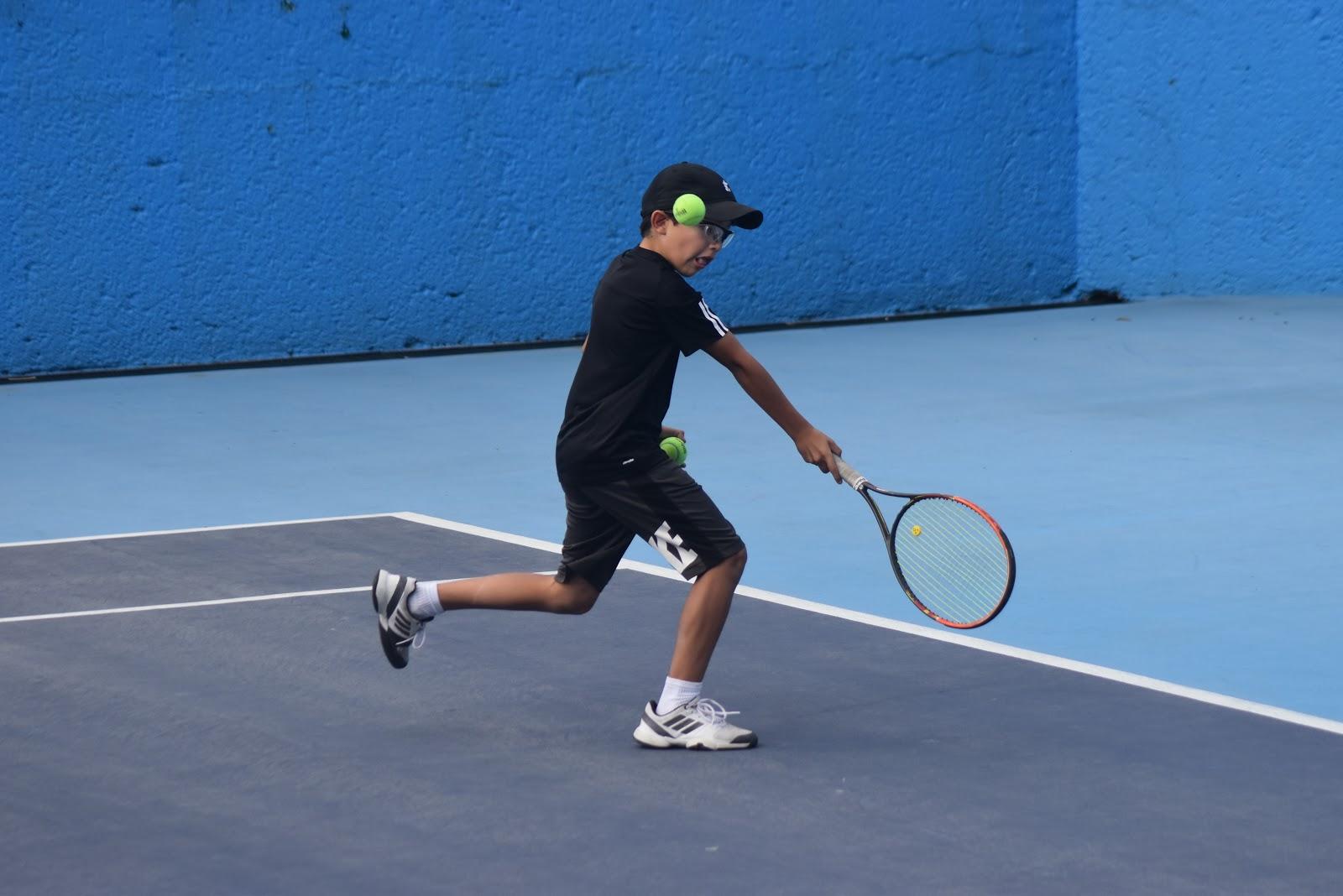 9fcaebc1f Arranca el estatal de tenis infantil y juvenil en Aguascalientes ~  AgsSports.com