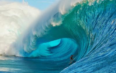 deniz dalgaları nasıl oluşur, dalga çatlaması,