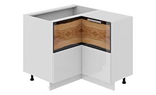Fantasy Kitchen Cabinet Low