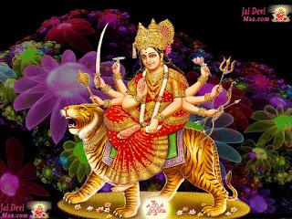 नवरात्रि कब क्यों कैसे मनायी जाती है ???