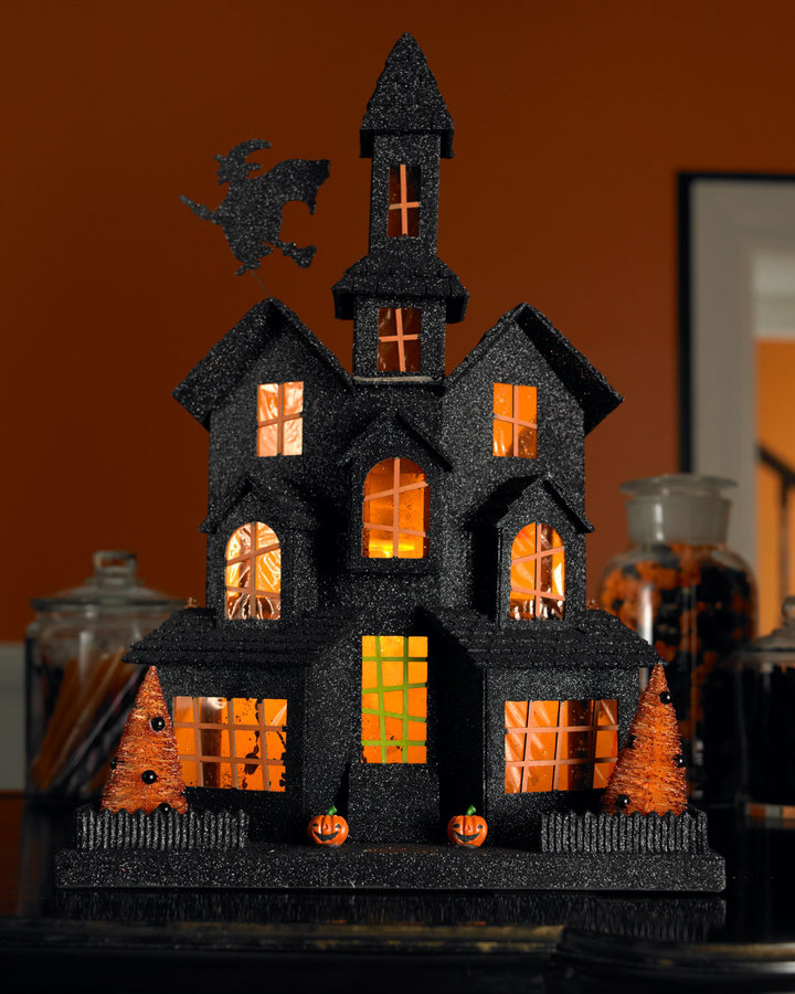 Decorate House For Halloween: Design Soup