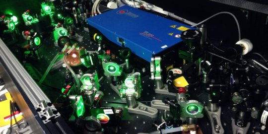 Laser breakthrough has physicists close to cooling down antimatter
