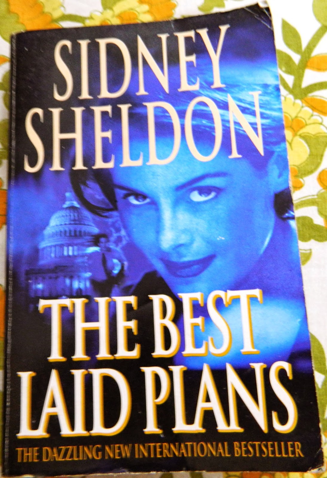 The best laid plans by sidney sheldon cover