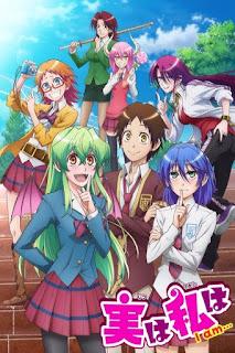 detail dan nonton trailer anime Jitsu wa Watashi wa (2015)