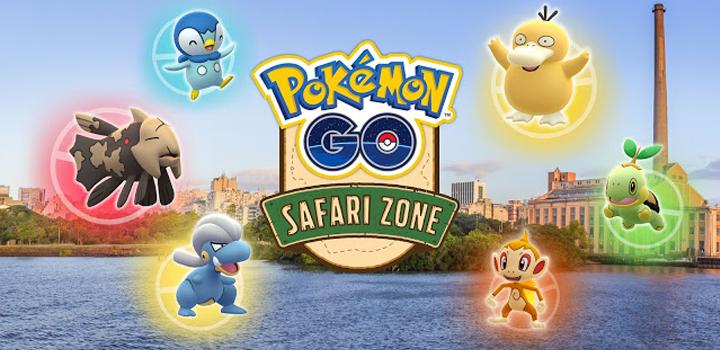 Safari Zone Brasil 2019