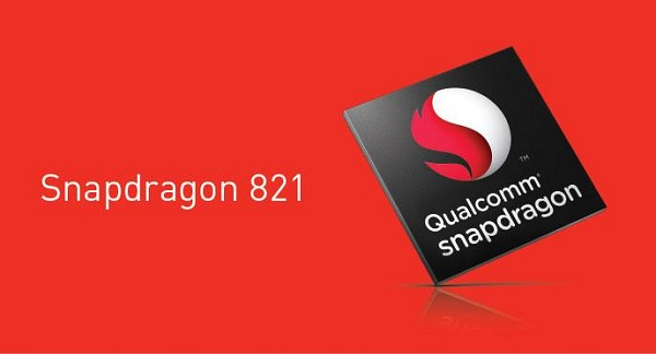 Qualcomm announces the Snapdragon 821 processor