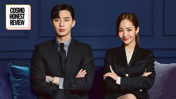 Baca Review Drakor What's Wrong With Secretary Kim?