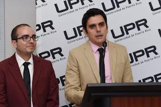 Foto: Carlos Gaviria PhD (Profesor Facultad deIngeniería, Universidad de la Costa) yLuis Montejo PhD (director de la tesisdoctoral)