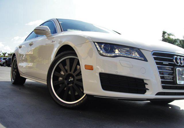 Audi On Luxury Matte Black Wheels Giovanna Luxury Wheels