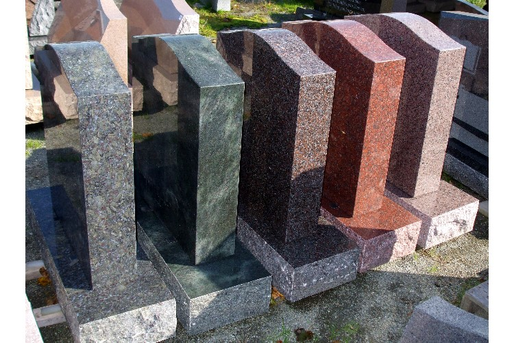 Granite - A dimension stone at its best.: The Making of Granite Head stones  in 5 Simple Steps