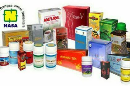 Daftar Lengkap Produk Kesehatan Nasa, Manfaat untuk Pengobatan dan Suplemen