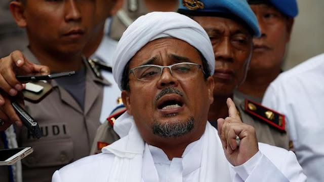 Rizieq Sebut Jokowi Banyak Pencitraan, Ma'ruf: Masa?