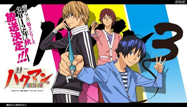 Download Bakuman S3 Subtitle Indonesia