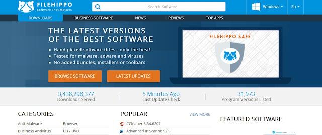 Kumpulan Software Untuk Laptop