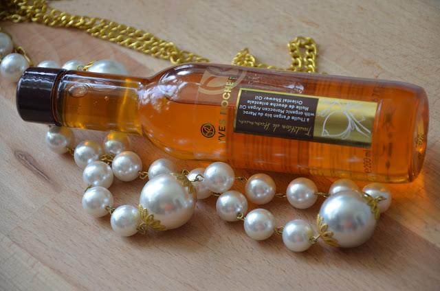 Восточное масло для душа «Традиции хаммама» Yves Rocher Tradition De Hammam Oriental Shower Oil