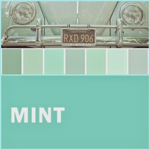 Mint...