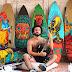 Estética Punk en tablas de surf por Renato Canales