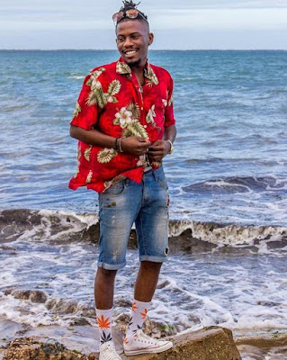 %name #TFW Checkout new photos Ycee catching fun on Tanzanian beach