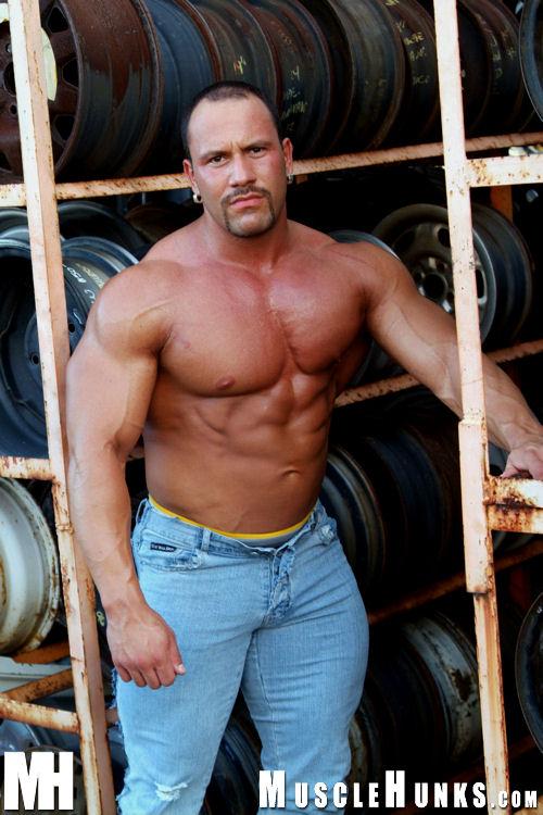Aladin Gay: Bodybuilder Hans Hoffmann