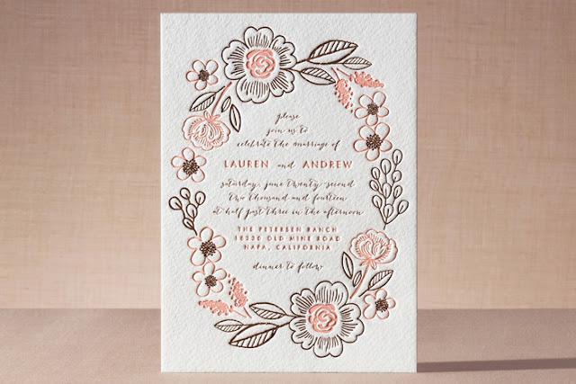 Pixie Dust Bride: Minted Wedding Invitations