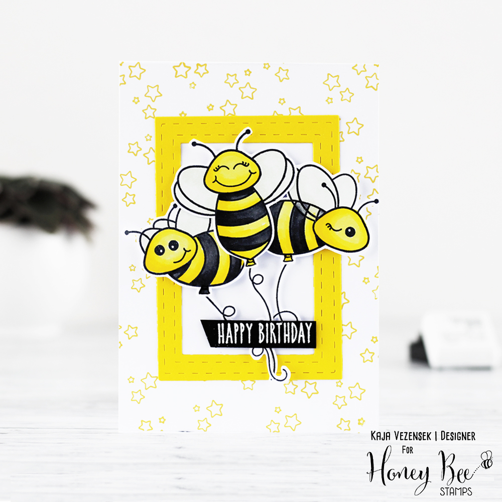 Bee-utiful balloons | HONEY BEE