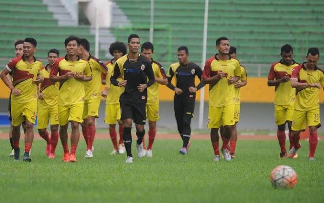 Sriwjaya FC vs Perseru