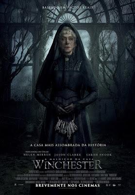 """Passatempo: """"A Maldição da Casa Winchester"""" - Convites para as antestreias"""