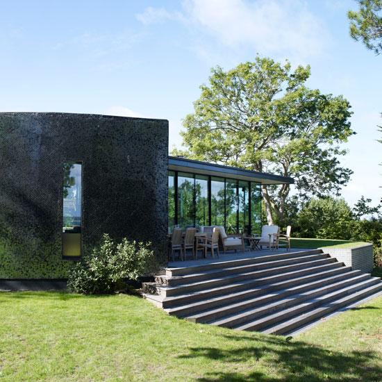 Dom nguez arquitectos paisajismo y jardines minimalistas for Fotos de jardines modernos minimalistas
