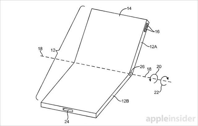 "iPhone 8 có thể ""gập – duỗi"" thoải mái"