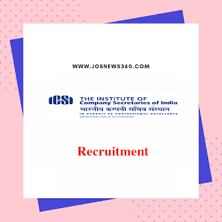 ICSI Recruitment 2019 for CRC Executives posts (52 Vacancies)