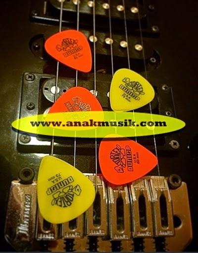 Pick Aksesoris Gitar
