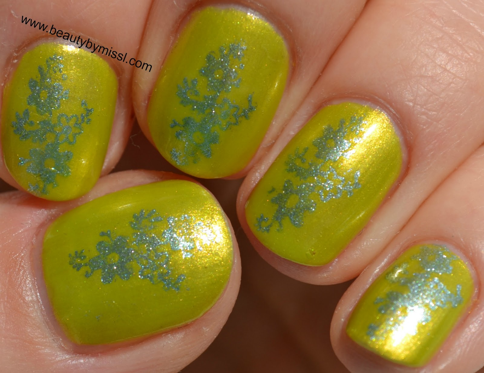 funky fingers Zeppelin, nails of the day, notd