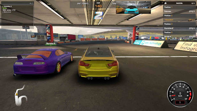 Download Game CarX Drift Racing MOD Money cho Android