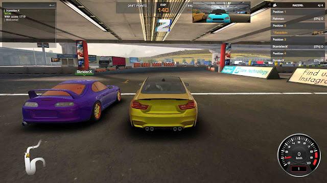 CarX Drift Racing MOD Tiền - Game đua xe ô tô 3d cho Android